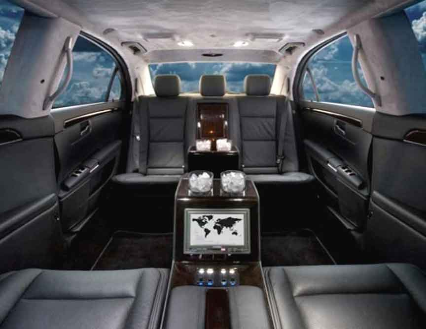 Limousines manufacturer and SUV limos - Mercedes Limousines - LimousinesWorld