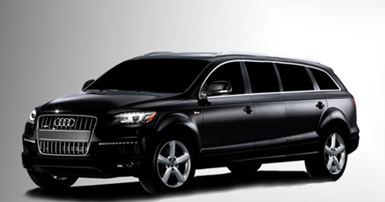 www.limousinesworld.com - Audi Q7 Custom stretch Limousines - Manufacturer