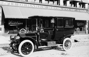 Hudson Super 6 Limousine