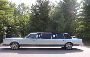 1986 Lincoln Town car Limousine
