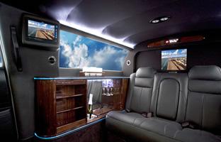 LimousinesWorld - Woodwork
