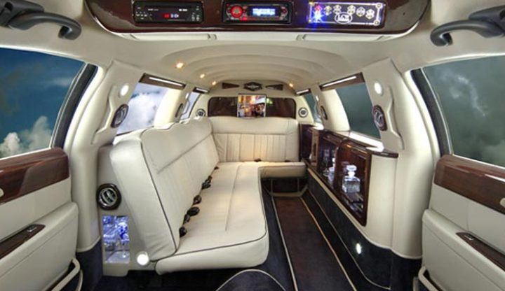 www.limousinesWorld.com - New Mercedes Benz S class Custom limos luxury vehicles and SUV limos -