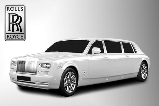 Rolls Royce Phantom Custom Limousines