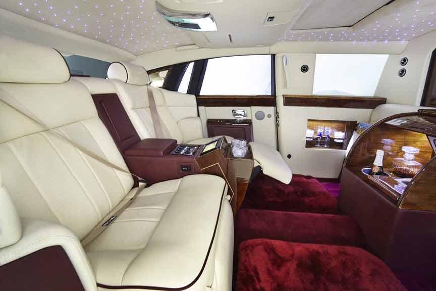 Limousinesworld.com - Rolls Royce Limousine - Limo Manufacturer