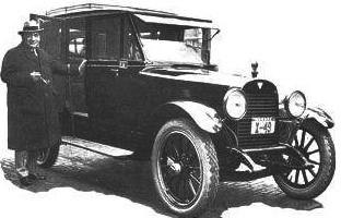 Old-timer Limousine