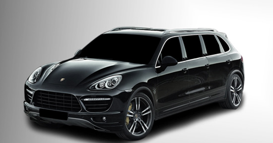 www.limousinesworld.com - Porsche Cayenne Custom stretch Limousines - Manufacturer