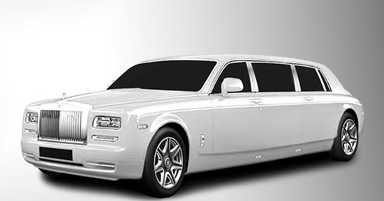 www.limousinesworld.com - Rolls Royce Custom stretch Limousines - Manufacturer