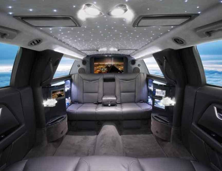 LimousinesWorld - Custom Limos - Mobile office CEO Limos - Custom Limousines - Custom SUV - Mercedes - BMW Audi Cadillac Chrysler Porsche