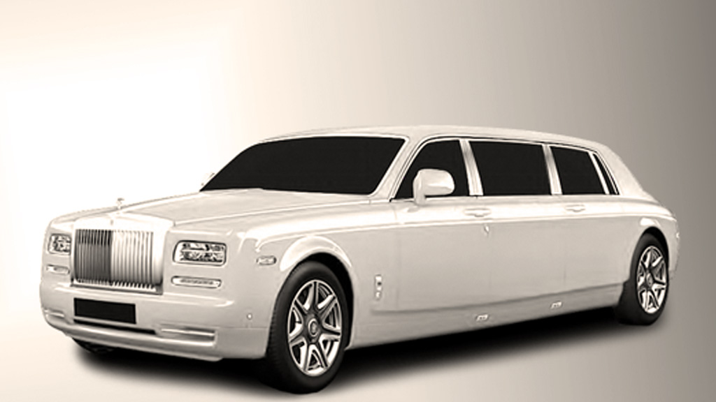Rolls Royce Phantom Vip Edition Limousinesworld