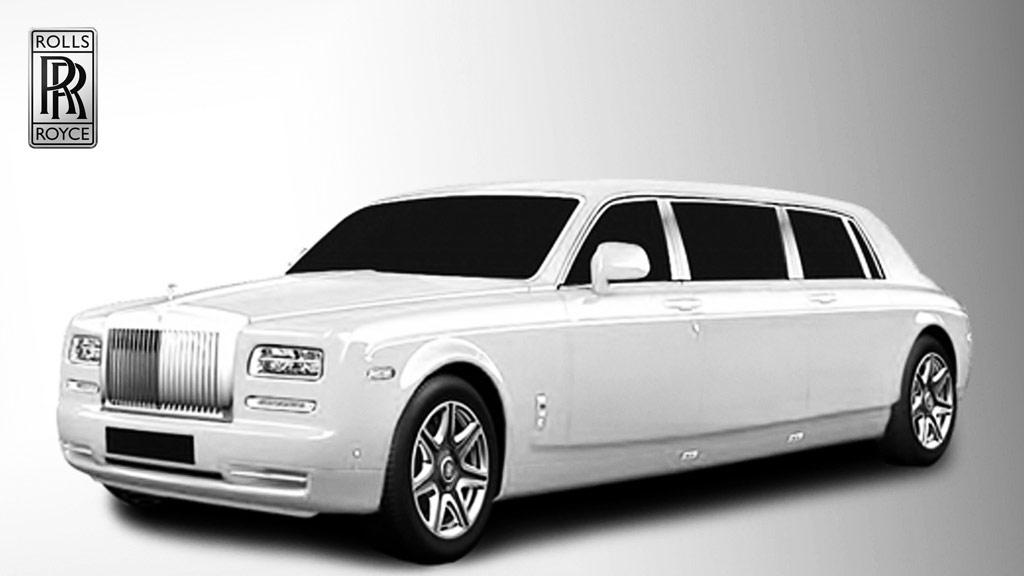 Rolls Royce Phantom Vip Edition Limousinesworld